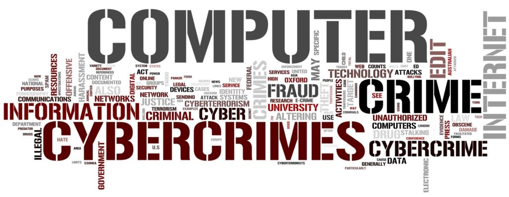 cybercrime words